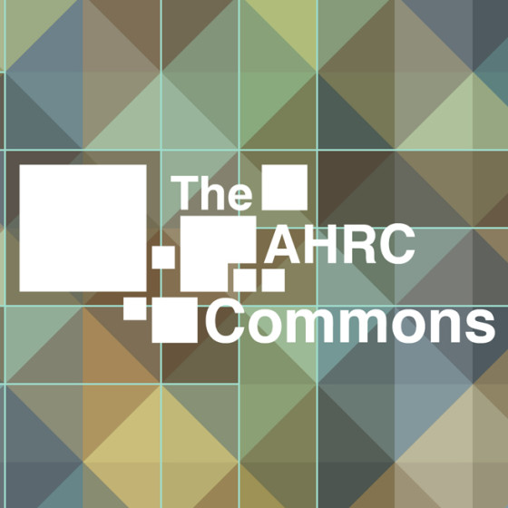 The AHRC Commons
